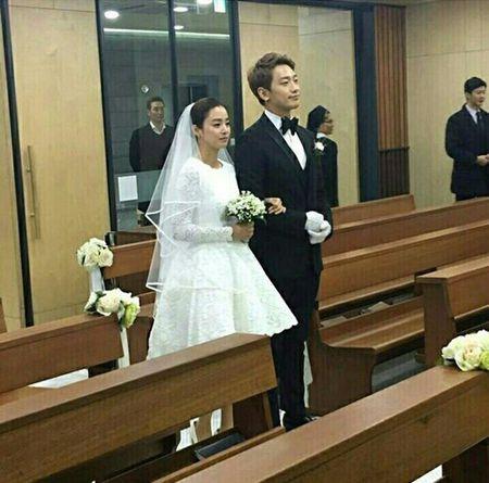 Nhung bi mat thu vi ve dam cuoi cua Bi Rain-Kim Tae Hee - Anh 3