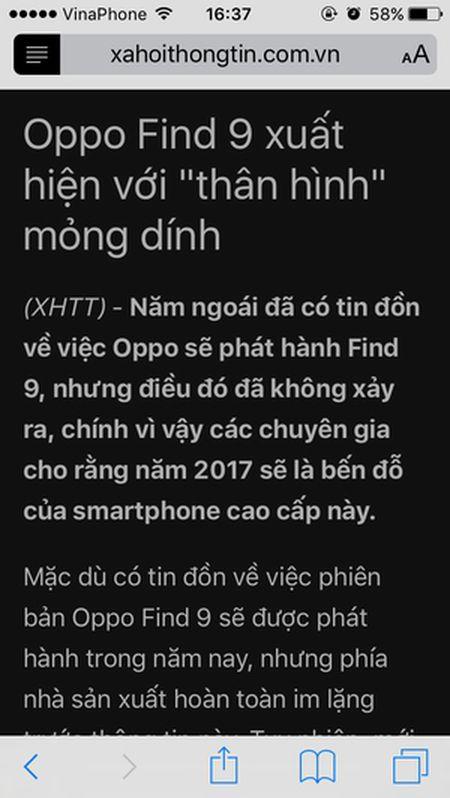 Huong dan bat tinh nang an cuc huu ich trong Safari cua iPhone - Anh 5