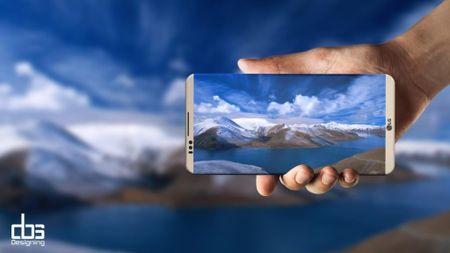 Video he lo dau tien ve mo hinh LG G6 khien Samsung lo lang - Anh 1