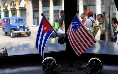 My-Cuba ky them 18 thoa thuan hop tac truoc khi ong Trump nham chuc - Anh 1