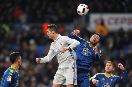 Guc nga truoc Celta Vigo, Real thua tran thu hai lien tiep - Anh 1