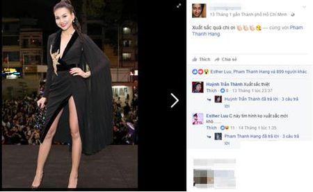 Thay Tran Thanh 'tha thinh' Thanh Hang, Hari Won binh luan bat ngo - Anh 2