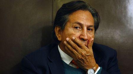 Phat lenh truy na quoc te cuu Tong thong Peru Alejandro Toledo - Anh 1