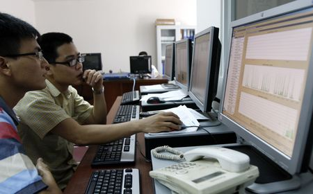 Cap thoat nuoc Bac Ninh dau gia hon 1,5 trieu co phan - Anh 1