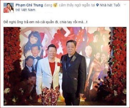 """Hau chia tay: Ngoc Trinh """"an ca"""", Hoang Kieu """"ve khong"""" - Anh 1"""