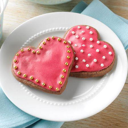 12 cach chuc mung ngay Valentine bang do an - Anh 1