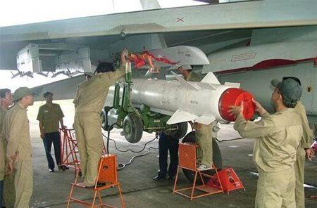 Tien bo vuot bac: Viet Nam che tao linh kien ten lua X-29 - Anh 2