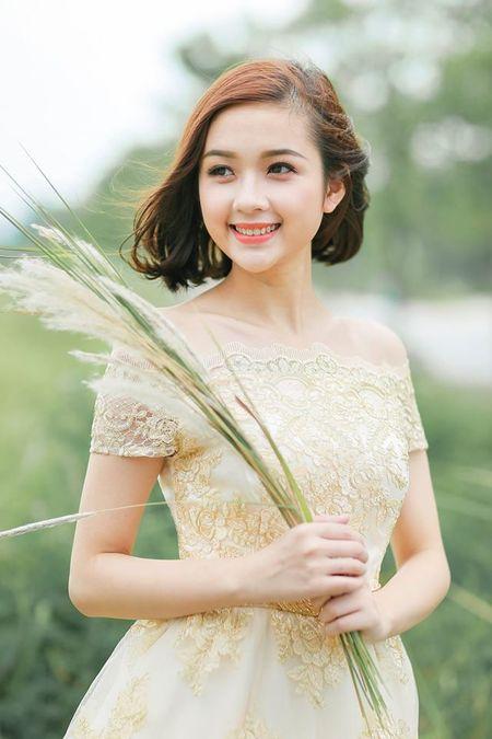 Hot girl Tuyen Quang mat ngay tho nhung da lay chong? - Anh 1