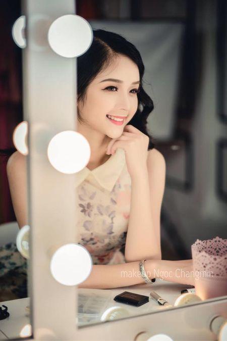 Hot girl Tuyen Quang mat ngay tho nhung da lay chong? - Anh 4
