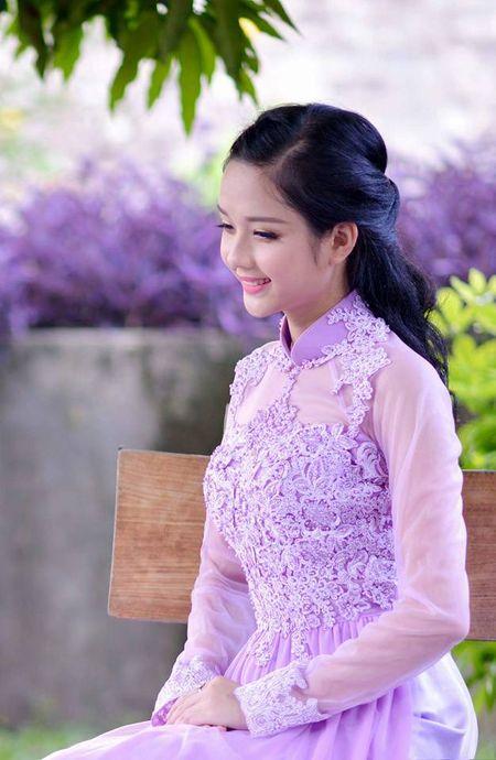 Hot girl Tuyen Quang mat ngay tho nhung da lay chong? - Anh 6