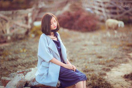 Hot girl Tuyen Quang mat ngay tho nhung da lay chong? - Anh 7