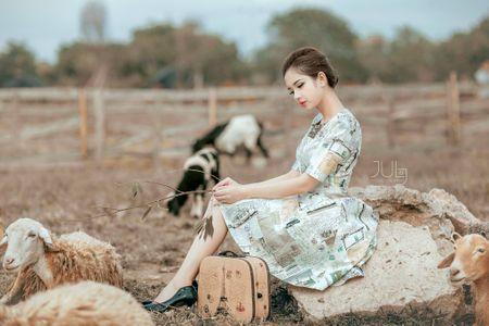 Hot girl Tuyen Quang mat ngay tho nhung da lay chong? - Anh 8