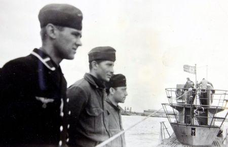 Anh hiem: Duc quoc xa tren tau ngam U-boat - Anh 8