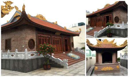 'So phan' khu tam linh tren noc Hoa Binh Green City se the nao? - Anh 1
