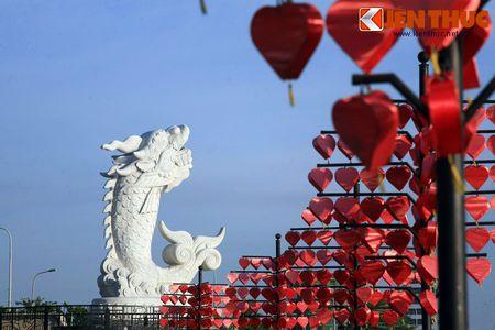 Chiem nguong cau Tinh yeu Da Nang cuc hot dip Valentine - Anh 4