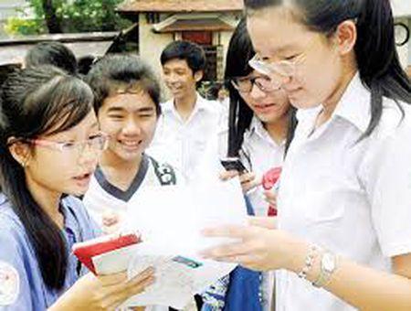Truong phai cong khai dieu kien dam bao chat luong trong de an tuyen sinh - Anh 1