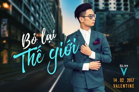 Slim V gioi thieu MV moi cho ngay le Tinh nhan - Anh 1