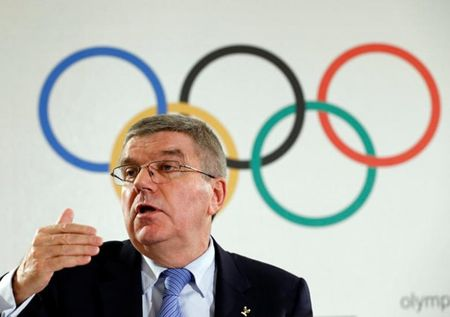 Chu tich IOC lai hung chiu chi trich yeu cau tu chuc - Anh 1