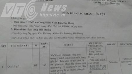 Di tim su that chuyen tim thay mo Trang Trinh Nguyen Binh Khiem o Hai Phong - Anh 4