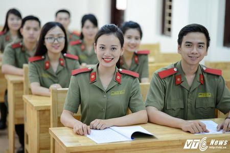 Tuyen sinh truong cong an 2017: Chi tieu giam manh - Anh 1