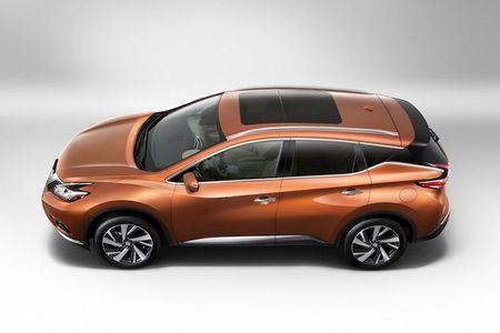 Nissan 'chot gia' SUV Murano 2017 tu 674 trieu dong - Anh 1