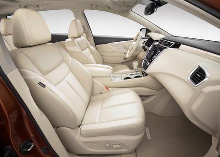 Nissan 'chot gia' SUV Murano 2017 tu 674 trieu dong - Anh 4