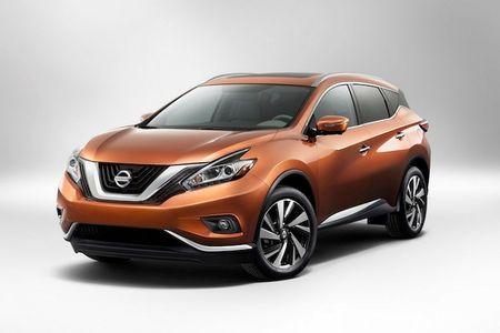 Nissan 'chot gia' SUV Murano 2017 tu 674 trieu dong - Anh 5