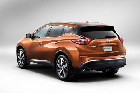 Nissan 'chot gia' SUV Murano 2017 tu 674 trieu dong - Anh 6