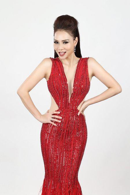 The Voice 2017: Thu Minh sexy khong thua dan em Dong Nhi va Toc Tien - Anh 3