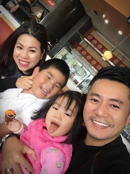 Truong Minh Cuong hanh phuc ben vo dai gia va hai con tai My - Anh 4