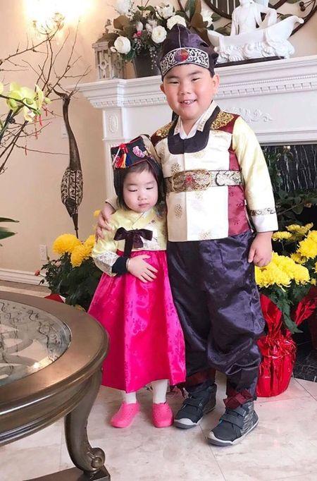 Truong Minh Cuong hanh phuc ben vo dai gia va hai con tai My - Anh 5