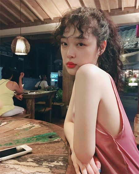 Sao Viet dong loat lang xe xu huong toc xu mi la mat, dam chat boho - Anh 1