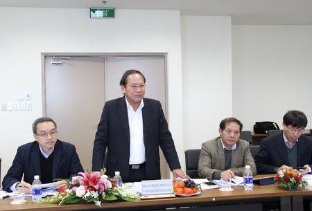 Bo truong Truong Minh Tuan: VTV can thuc hien dung tien do so hoa truyen hinh - Anh 2