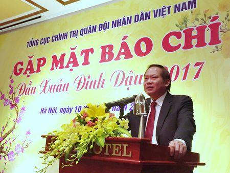 Bao chi Quan doi la luc luong nong cot cua bao chi cach mang Viet Nam - Anh 1