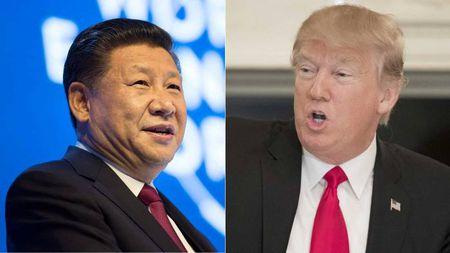 Tin the gioi 10/2: Trump vua dien dam voi Trung Quoc, Thu tuong Nhat da toi My - Anh 1