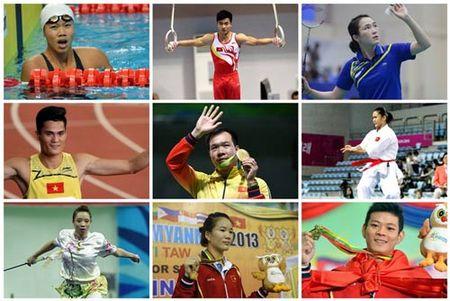 Tin the thao HOT 10/2: Dau tu trong diem cho Xuan Vinh, Anh Vien - Anh 1