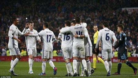 La Liga truoc vong 22: Chiec lo xo Real - Ronaldo - Anh 1