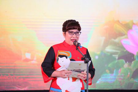 Lang Sen Viet Nam vao Hoi - Anh 2