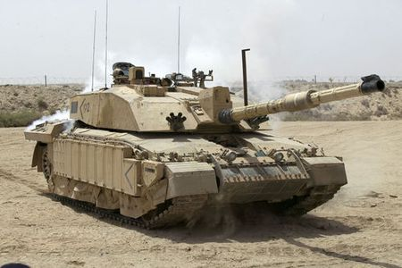 Ly do tang Challenger 2 Anh bi phien quan Iraq ha guc - Anh 1