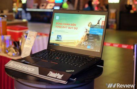 Lenovo gioi thieu laptop giai tri IdeaPad 510, gia 14,3 trieu dong - Anh 2