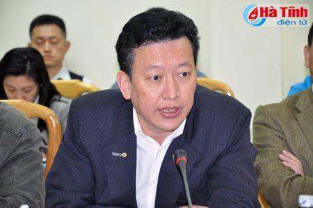 Doanh nghiep Dai Loan, Nhat Ban tim hieu co hoi dau vao Ha Tinh - Anh 4