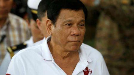 Tong thong Philippines Rodrigo Duterte bac bo tin don bi benh ung thu - Anh 1