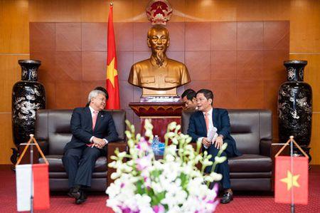 Bo truong Tran Tuan Anh tiep Dai su In-do-ne-xi-a tai Viet Nam - Anh 2