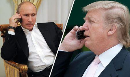 Tiet lo noi dung cuoc dien dam dau tien giua Tong thong Trump va Putin - Anh 1