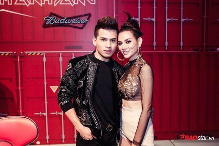 Bo 3 giam khao quyen luc cung Vu Cat Tuong 'chat lu' trong dem thi Do thi - Remix New Generation - Anh 2