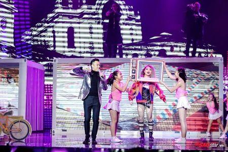 Tronie - MiA mang hit trieu view 'Ong ba anh' cung Duong Trieu Vu nao loan Remix New Generation - Anh 2