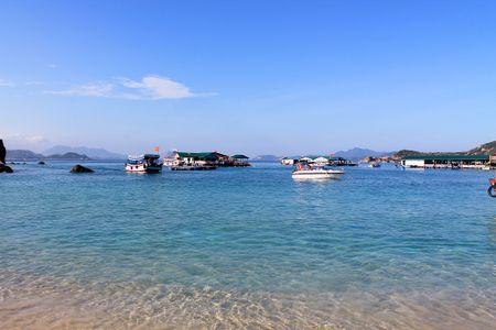 Bai Kinh - diem dung chan 'tuyet cu meo' tren cung duong bien Ninh Thuan - Anh 11