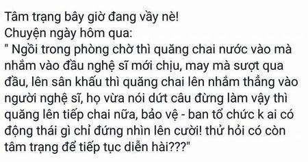 Ban dien va nguoi ham mo tiet lo su that dang sau su viec Truong Giang bo dien? - Anh 1