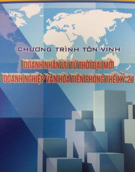 Vinh danh nhung gia tri cot loi cua Doanh nghiep - Anh 1