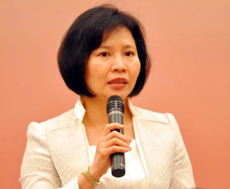 Bo Cong Thuong: Ba Kim Thoa co co phan Dien Quang truoc khi lam Thu truong - Anh 1